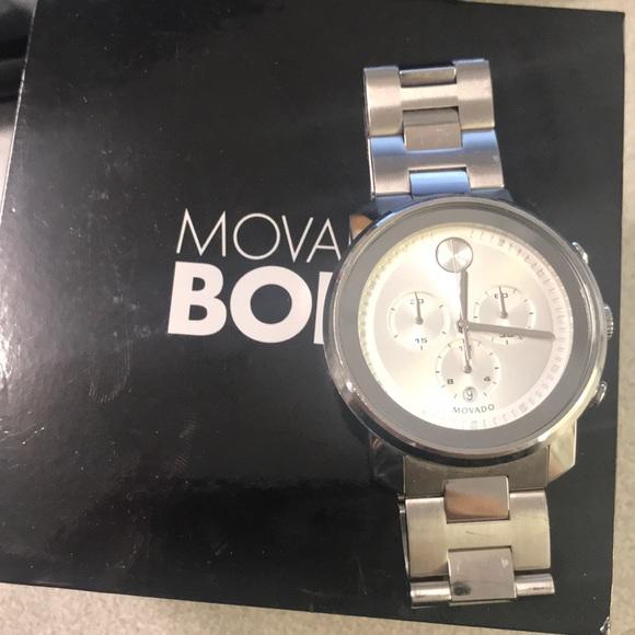 eaf163349 Movado Accessories | Bold Chronograph 3600276 | Poshmark